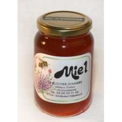 Miel de garrigues 500gr